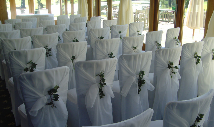BBK Chair Covers Sashes Napkins Tablecloths